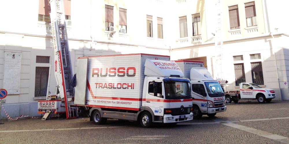 Russo Traslochi Milano